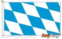 - BAVARIA NO CREST  ANYFLAG RANGE - VARIOUS SIZES